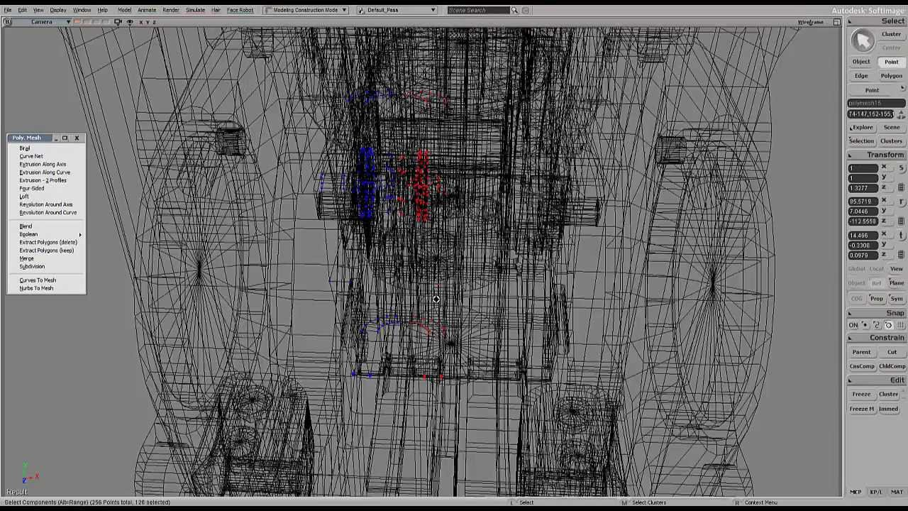 Modeling primarily in Houdini | Forums | SideFX