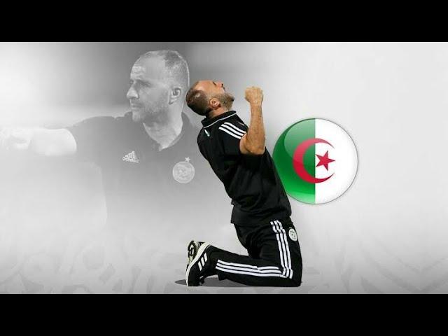 #جمال_بلماضي :رابع احسن مدرب في العالم