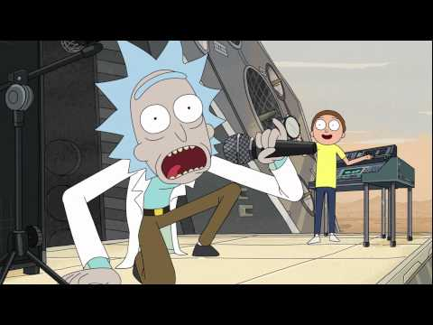 Rick And Morty - Get Schwifty