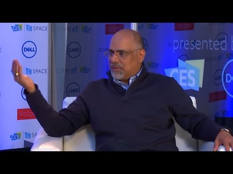 Raja Rajamannar, CMO & CCO, Mastercard: Wake up with The Economist at CES 18 (FULL)
