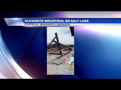 Accidente Industrial En Salt Lake
