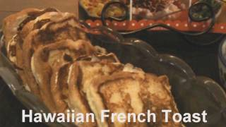 Hawaiian French Toast By Cooking For Busy People With Dawn Hall