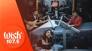 "The Juans, Janine Teñoso perform ""BTNS (Bakit 'To Nangyari Sa'tin)"" LIVE on Wish 107.5 Bus"
