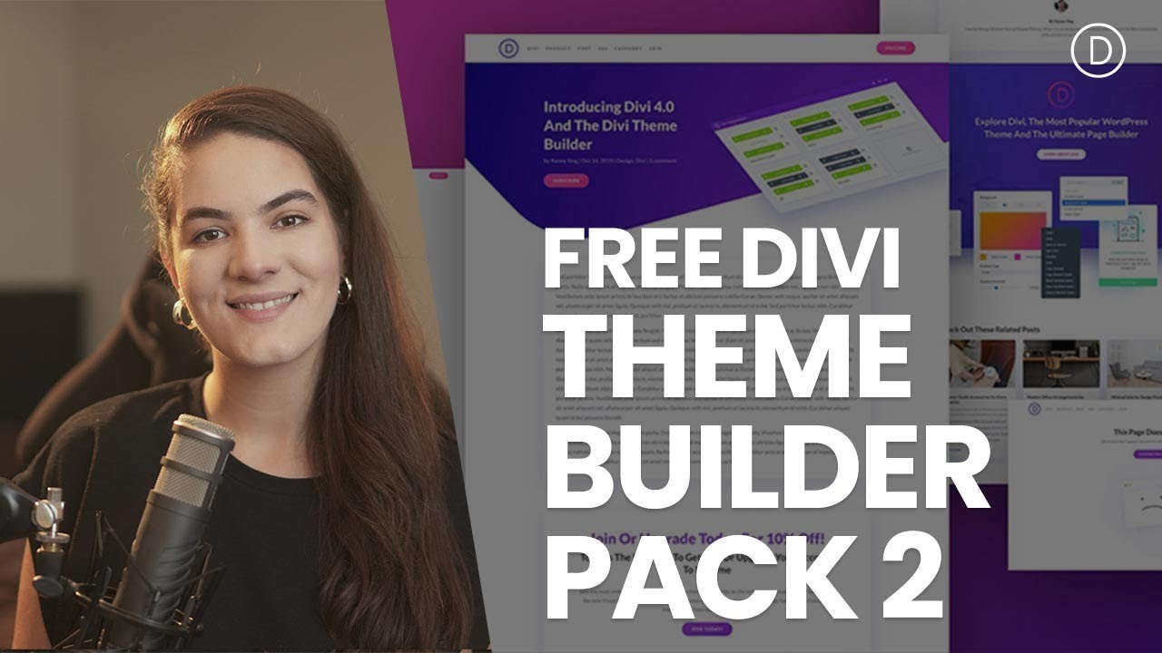 Download The Second Free Theme Builder Pack For Divi Elegant Themes Blog