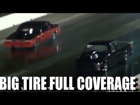 Big Tire Racing At Houston Motorsports Park (Labor Day Weekend Race)