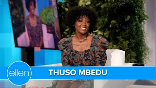 Actress Thuso Mbedu Got a Personal Trainer for 'The Underground Railroad'