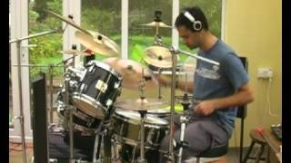 Golden Earring - Radar Love (drums by Jouxplan)