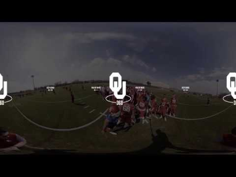 OU 360: Spring Football Practice