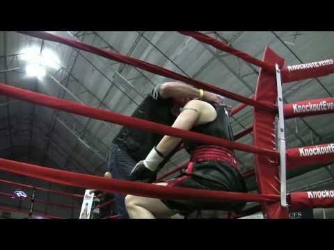 Tawnia Becomes a Boxer