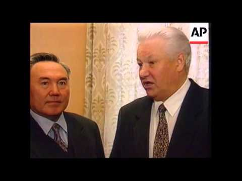RUSSIA: PRESIDENT BORIS YELTSIN HEALTH UPDATE