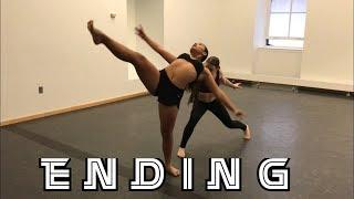 Ending (Isak Danielson) - contemporary dance choreography | Martina Steflova