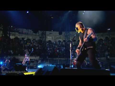 Metallica  Cyanide  Nimes 2009 1080p HDHQ