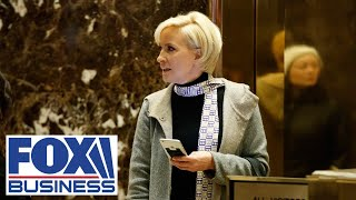 Kennedy reacts to Mika Brzezinski demanding to speak to Twitter CEO about Trump