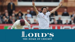 Graham Onions on his five wicket haul Test debut   Lord's Rewind