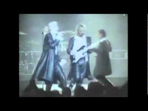 Eurythmics When Tomorrow Comes Live Revenge Tour 1987