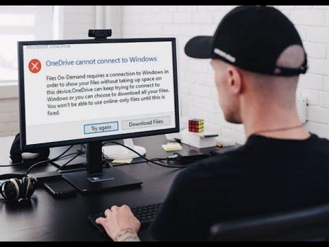 🔨-onedrive-no-se-puede-conectar-a-windows-10-|-soluciÓn-fÁcil-y-rÁpida