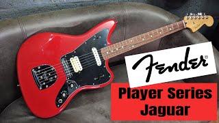 Fender Player Series Jaguar Review Demo
