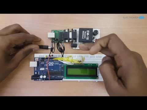 How To Make Arduino RFID Reader?