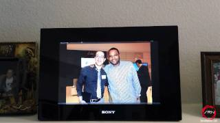Sony Dpf-d1020 Digital Photo Frame Overview