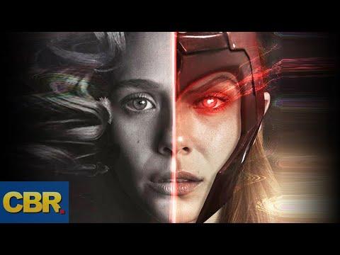 Marvel: Wanda's Powers Explained