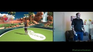 EA Sports Active 2 - 9 Week Program Workout 2 - Part 1 - HD