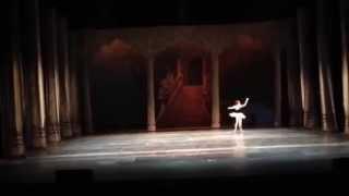 Miko Fogarty, 15, in Peru  - Tempo di Valse from Paquita -