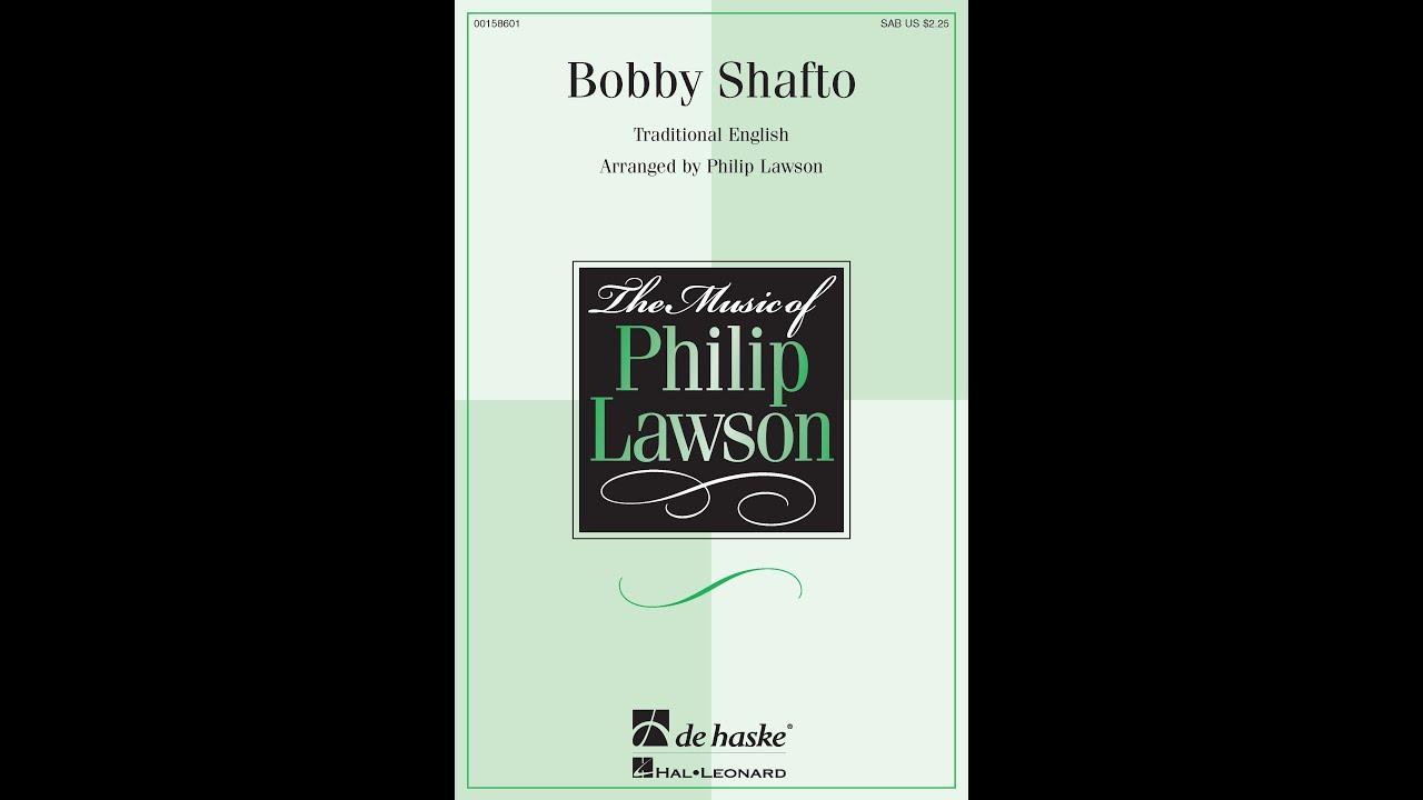 Bobby Shafto (SAB Choir) - Arranged by Phillip Lawson ...