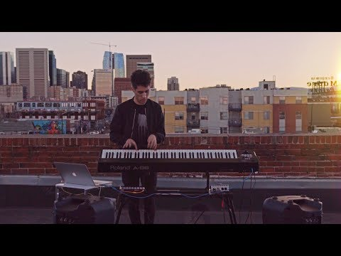 """TSIS Presents """"Rooftop Sessions"""" Ft. Anomalie Performing """"Goldilocks Enigma"""" Collab With Gramatik"""