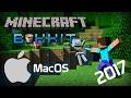 Minecraft Server: How to Make a Minecraft Bukkit Server 1.11.2 on Mac (2017)