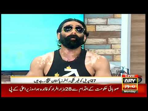 'Rumble In Pakistan' wrestling event to take place in Karachi on April 28