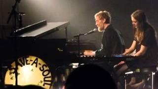Glen Hansard live - McCormack's Wall - Munich Kesselhaus 2015-10-19