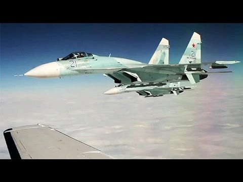 Российские военные самолеты приблизились к побережью Аляски