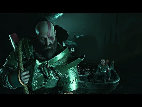 God of War - Kratos Reveals to Atreus He