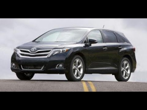 2012 Toyota Venza Limited: under $14000 these are a steal