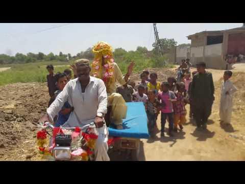Pakistani dulah  funny Asghar khoso   baarat