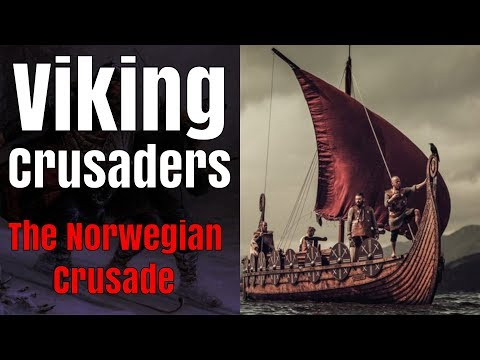 King Sigurd's Viking Crusade - The Norwegian Crusade, 1110