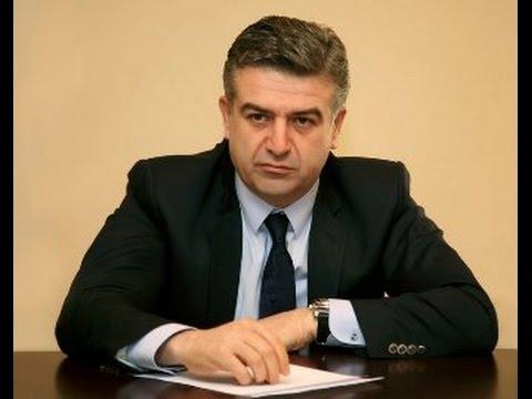 Новым премьером Армении стал выходец из структур Газпрома