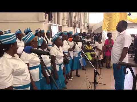 Chorale Notre-Dame de L'Assomption de Pointe-Noire(Congo)