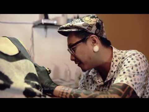 The People of Penang: Social Incarceration, Tattoo Artist   MC Ng