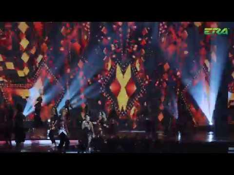 Anugerah MeleTop ERA 2018: Mas Idayu - Selangit, Cintaku 100% dan Senggol-senggolan, Cubit-cubitan