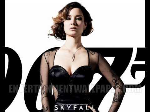 007 SKYFALL - James Bond Theme.