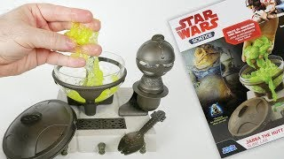 Unboxing the Jabba the Hutt Slime Lab from Uncle Milton