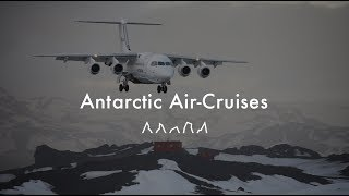 Antarctica21, the world's first air-cruise to Antarctica