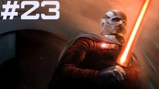 Star Wars: Knights Of The Old Republic - Walkthrough - Light Side - Part 23 - Rub N