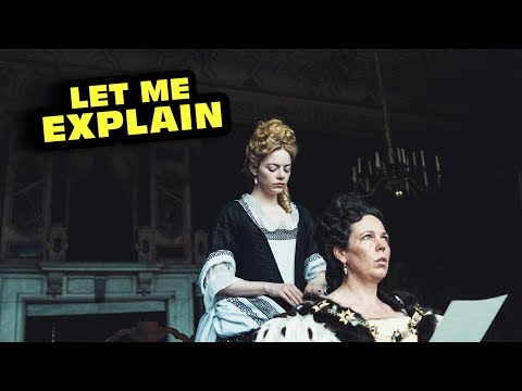 The Favourite Explained in 5 Minutes