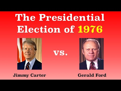 The American Presidential Election of 1976