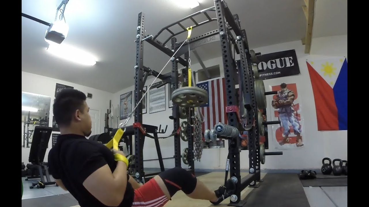 Spud Inc Econo Tricep And Lat Pulley Review Youtube