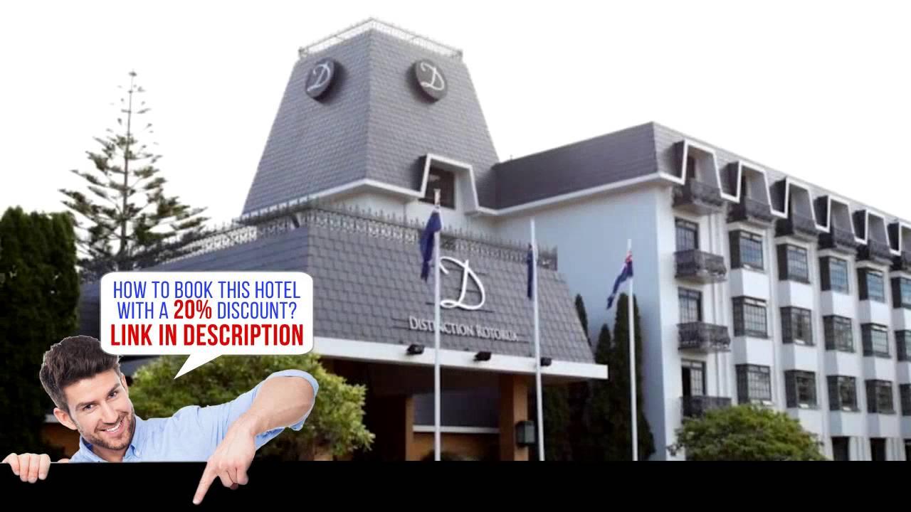 Distinction Hotel Rotorua New Zealand Hd Review