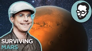 How We Could Survive On Mars - Feat. Andy Weir | Answers With Joe