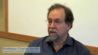 Pre-PhD Advising and Placement Director Becker on the Interdisciplinarity and Size of the Program